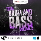 Total Drum & Bass Vol. 2 - лупы и oneshot синтезатора, барабанов, баса и оркестровых сэмплов