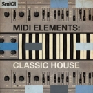 MIDI Elements: Classic House - 170 midi дорожек в стиле Classic House