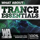 What About: Trance Essentials - строительные Trance комплекты и flp проекты