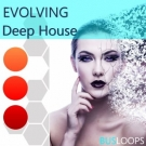 Evolving Deep House - лупы баса, синтезатора и ударных для Deep House