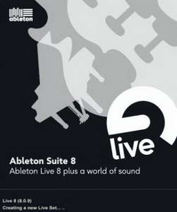 Ableton Suite 8.2.1 Windows торрент
