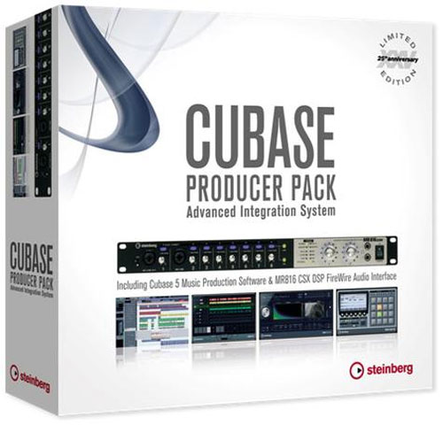 Steinberg - Cubase 5.1 x86 [AiR] + Steinberg Cubase v5.1 Dongle Emulator торрент