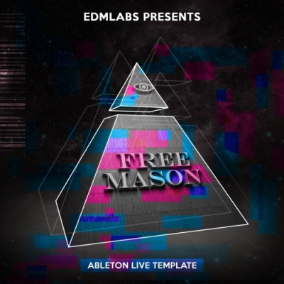 Freemason: Ableton Live Template - комплект bigroom House шаблонов