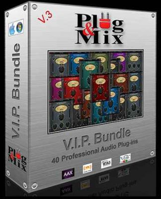 Plug And Mix - VIP Bundle 3.3.0 - сборка плагинов