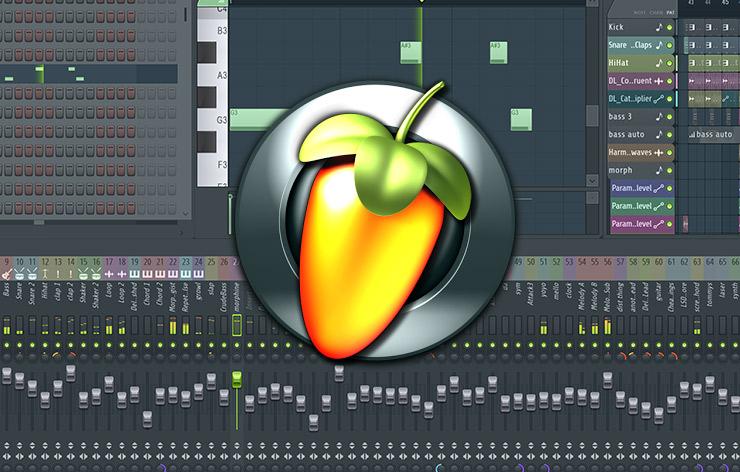 Програмку делать музыку на компе торрент