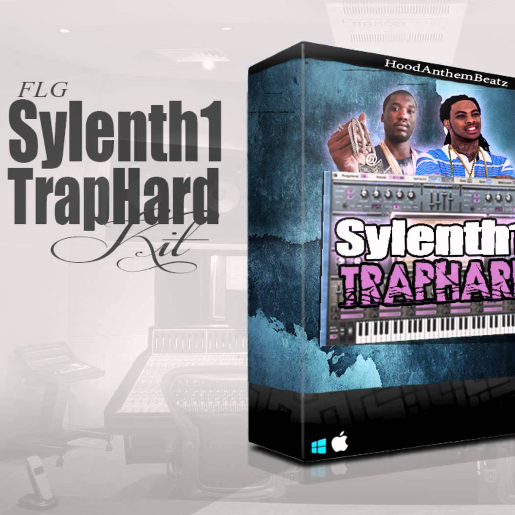 Trap Hard Sylenth1 Bank - электронные Trap пресеты для Sylenth1