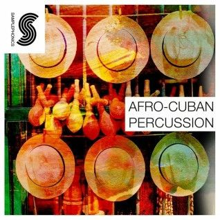 Afro Cuban Percussion - аутентичная библиотека кубинской перкуссии